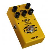 SCS-OD-10B Bass Overdrive Педаль эффектов для бас-гитар, Yerasov