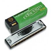 30401C Concerto C Губная гармошка октавная, Seydel Sohne