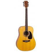 DG350S-CE Акустическая гитара со звукоснимателем, Naranda