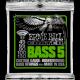 Струны Ernie Ball Coated Slinky Bass 5-string 45-130 (3836)