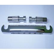 Стоп-бар Parts (Guitar Technology), хром (TS001CR)