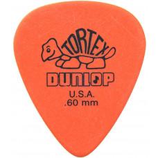 Медиатор Dunlop Tortex Standard Оранжевый 0.60мм. (418R.60)