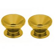 Кнопка-держатель ремня Gotoh EP-B2 Золото, 2шт