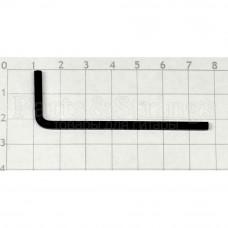 Шестигранный ключ Hosco, 2.5 мм (WRE-2.5)