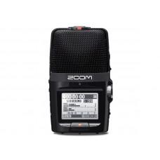 Ручной рекордер Zoom H2n, стерео микрофон