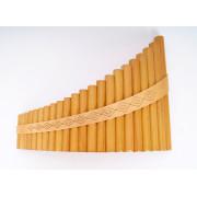 Panpipe-22-alto Пан-флейта 22 трубок альт БАМБУК g1-g4 Hora