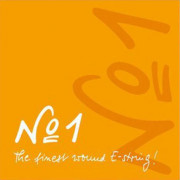 311521 No.1 VIOLIN Отдельная струна МИ для скрипки, петля, Pirastro