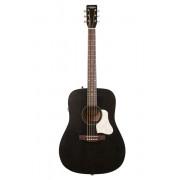 042470 Americana Faded Black QIT Электро-акустическая гитара, Art & Lutherie