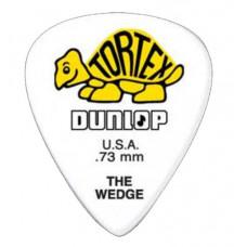 Медиатор Dunlop Tortex Wedge 0.73мм. (424R.73)