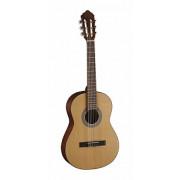 Классическая гитара Parkwood 3/4 цвет натуральный, с чехлом (PC75)
