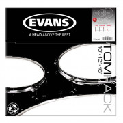 ETP-G1CLR-R G1 Clear Rock Набор пластика для том барабана (10