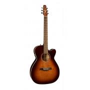 041824 Performer CW CH Burnt Umber QIT Электро-акустическая гитара, с чехлом, Seagull