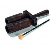 20604101 Latino Wooden Agogo LWA Агого тон-блок деревянный, 2шт, Sonor