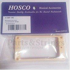 Рамка для хамбакера HOSCO слоновая кость Bridge (H-MR-1RI)