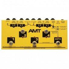AMT GR-4 программируемый гитарный коммутатор на 4 петли