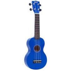Укулеле сопрано Linden цвет синий (S-211A-BL)