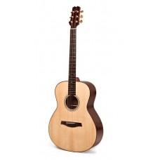 Акустическая гитара Kibin A-Style, цвет натуральный, с чехлом